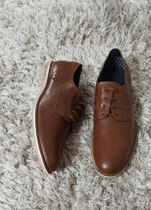 Туфлі sebu san marina нат.шкіра р.42.