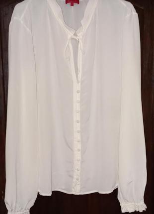 Блузка натурального шелка