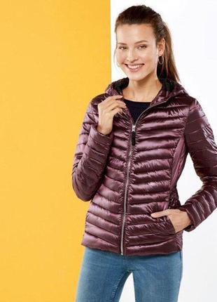 Стильная женская демисезонная куртка курточка с капюшоном