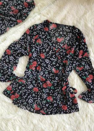 H&m блузка  рубашка zara h&m asos