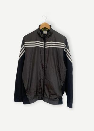 Куртка ветровка adidas спортивная мужская оригинал