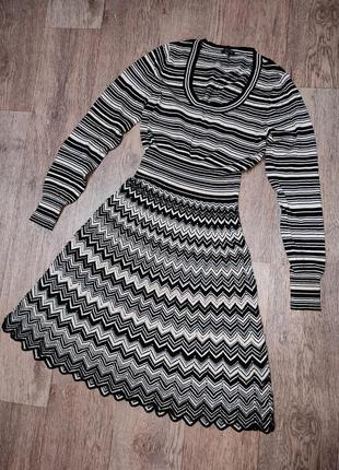 Платье на осень-весну