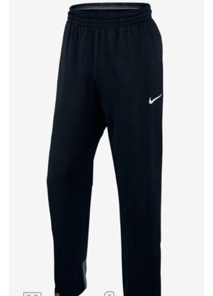 Отличные эластиковые спортивные штаны nike/размер xl