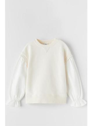 Блуза на девочку 152 см, zara!