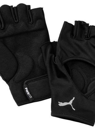 Перчатки спортивные puma