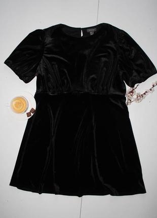 Жіноче велюрове плаття фірми primark.