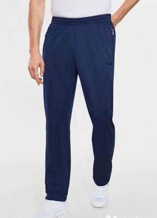 Отличные эластиковые спортивные штаны sport zone / размер м