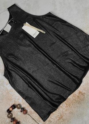 Блуза топ новая роскошная оригинальная stradivarius l