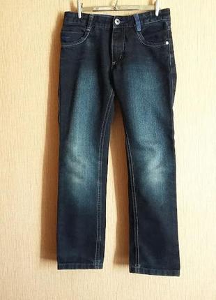 Классные джинсы pepperts  на 8-9 лет рост 134 см