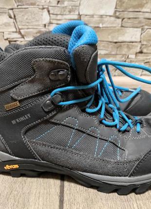 Термо ботинки mckinley aquamax дит