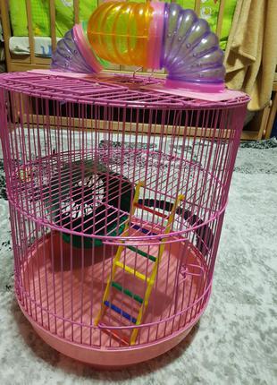 Клетка для грызунов или птичек