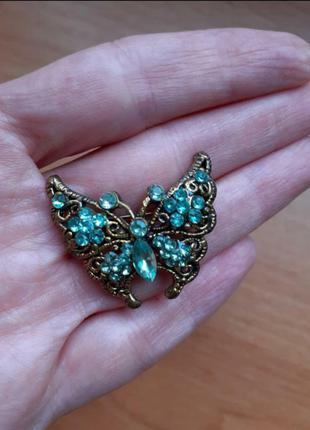 Брош брошка бабочка