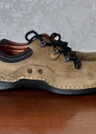 Clarks оригинал туфли мокасины ботинки.