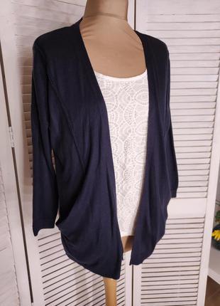 Блуза с кардиганом