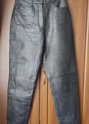 Кожаные штаны gerry weber