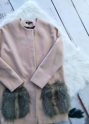 Пальто оверсайз💣