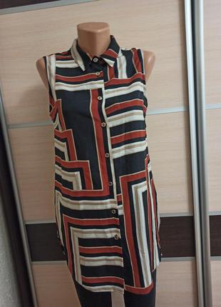Блуза - туника f&f