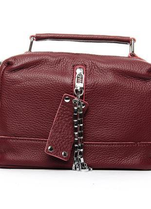 Женская кожаная сумочка alex rai 8776.
