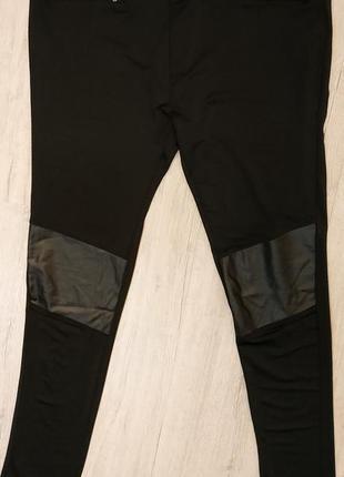 Лосины штаны легинсы на бедра 100-110 см в идеальном состоянии