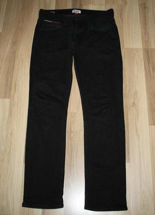 Джинси джинсы tommy hilfiger original straight ryan  33х32