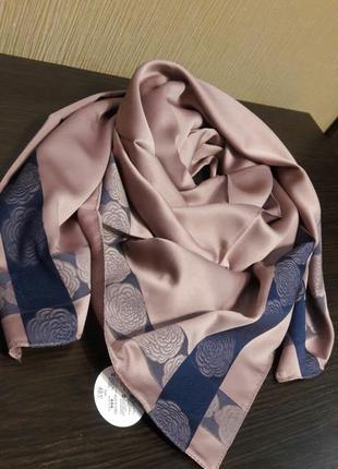 ❤роскошные турецкие шелковистые платки качество расцветки