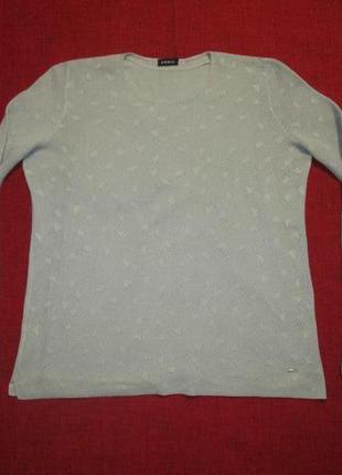 Шерстяная кофта свитер akris