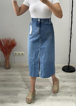 Юбка джинсовая george
