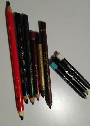 Контурні олівці