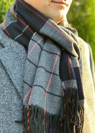 ❤красивейшие турецкие шерстяные шарфы качество