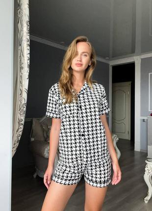 Домашняя пижама одежда
