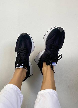 Кроссовки black white