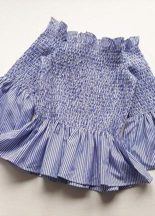 Блуза в полоску актуальна joseph ribkoff