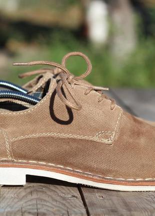Легкие из натуральной кожи туфли, топсайдеры, мокасины от bugati