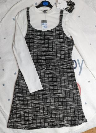 Комплект гольф и платье primark