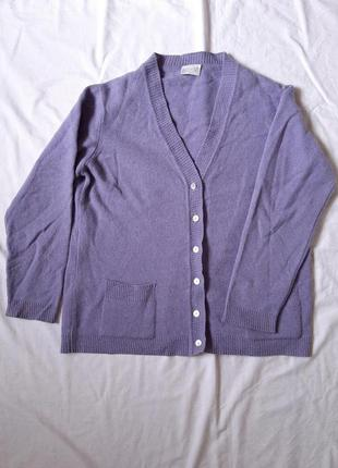 Кардиган, шерсть, джемпер, прямий, светр, класичний, оверсайз