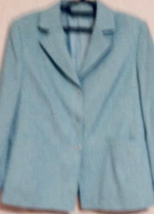 Красивый пиджак большого размера 🍀