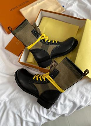 Ботинки сапоги metropolis ranger boots