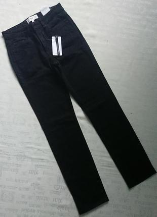 Mango джинсы, модель straight #anna# классика, р.34