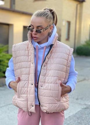 Женская жилетка 🍁( люкс качество)