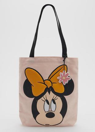 Стильная сумка с минни маус фирмы reserved германия для девочки