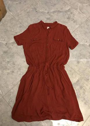 🆘🔥последняя цена до 30 сентября 🆘🔥  стильное кежуал платье с карманами