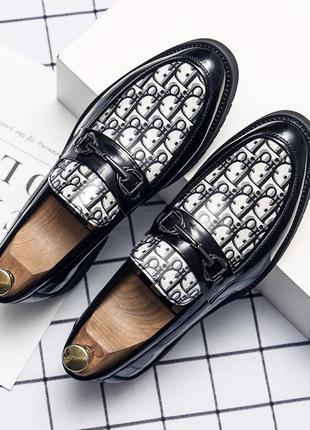Модные туфли , лоферы в стиле!!! dior