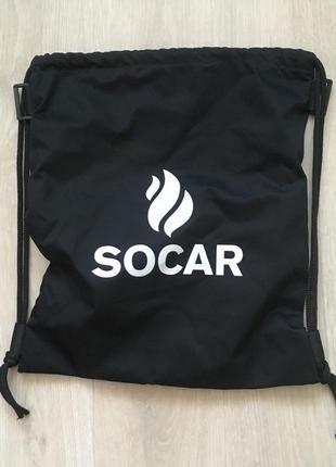 Рюкзак сумка чёрная чёрный