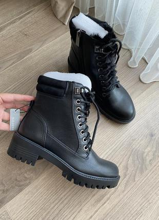 Новые ботинки сапоги 36 размер parfois