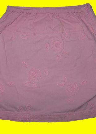 Нарядная юбка на 5-6 лет,laura ashley