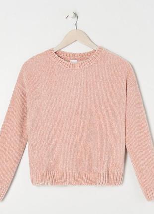 Плюшевая мягкая кофта свитер