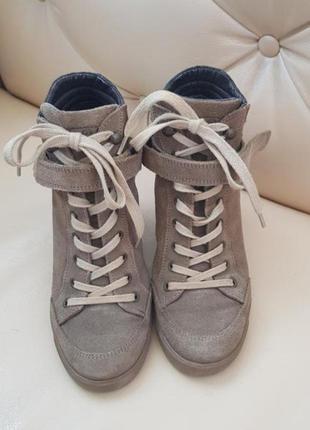 Сникерсы кеды ботинки
