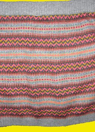 Теплая юбка на рост 134-140 см,h&m
