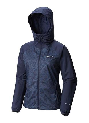 🌿 женская куртка ветровка дождевик columbia ulica