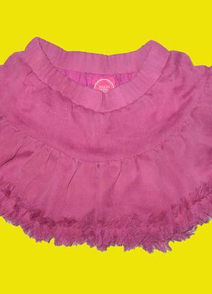 Пышная юбка на 3-4 года,рост 104 см,joules